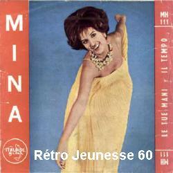 Mina - Johnny Kiss